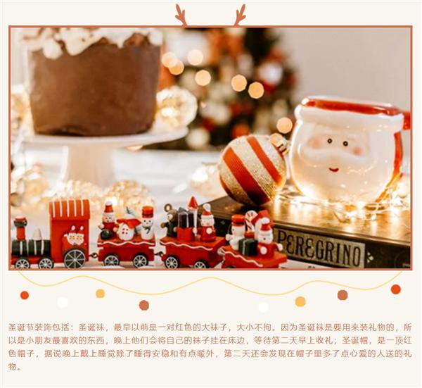 圣诞节图文模板制作教程