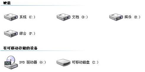 u盘变本地磁盘