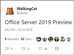 外媒:微软即将推送Office Server 2019预览版