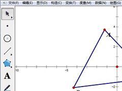 几何画板怎么度量直线方程?几何画板度量直线方程的方法