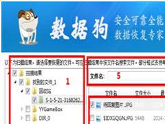 数据狗数据恢复软件怎么恢复误删除文件?