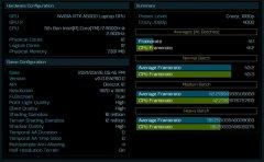 英伟达RTX A5000移动显卡和因特尔i7-11600H芯片曝光游戏跑分