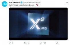 游戏玩家福音到!英特尔将于3月27日发布Xe HPG独立显卡!