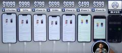 iPhone 13系列续航测试: 最大的续航最长 近10个小时